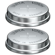 2x Varta V250H 1.2V 250mAh NiMH Button Cell Battery 55625101501 FAST USA SHIP