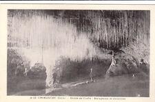 CHORANCHE 12 grotte de coufin stalagmites et stalactites