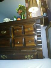 Sammy Davis  Antique Dresser, Cherry Wood, very good condition