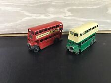 Dinky Toys Double Decker Bus Collection ✨✨✨✨