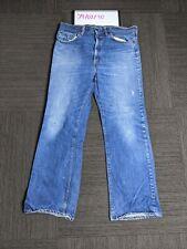 Vintage Levis 505? Denim Jeans Talon 42 Zipper