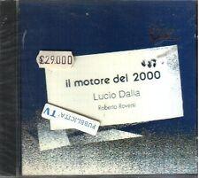 DALLA LUCIO ROBERTO ROVERSI IL MOTORE DEL 2000 CD SIGILLATO