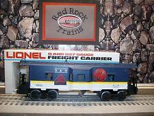 Lionel #9355 D&H Bay Window Caboose TTOS Overstamp Uncataloged 1982