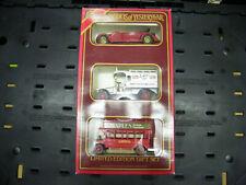 Matchbox MoY Gift Set mit 3 exclusiven Modellen Maples, Duckham Lagonda rot OVP