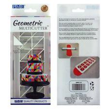 PME géométrique Multicutter de gâteau Glaçage coupeur petit À angle droit -0.75