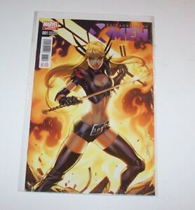 ExtraOrdinary X-Men #1 - Marvel Modern Age Campbell Mexican variant - NM- 9.2