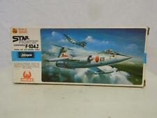 Hasegawa 1:72 Plastic Model Kit Japanese Air Force Lockheed F-104J Star Fighter