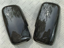 Carbon Fiber Tape-on Mirror Covers for 03-07 Mitsubishi Lancer Evo 7 8 9 Rally