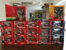 Maisto del mundo de MotoGP Superbike WSBK 1:18 Colección Motos Ducati Yamaha Honda
