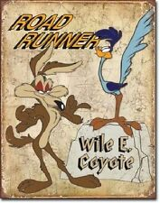 Road Runner, Wile E. Coyote