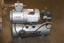 Gast Vacuum Pump 1hab 11t M100x 115v 16hp