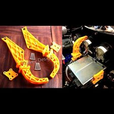 New Inner Fairing Batwing Support Brackets For Harley Touring 96-13 Parts