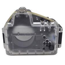 Mcoplus Underwater Housing Camera Case Waterproof to 40m/130ft for Sony NEX5N 18