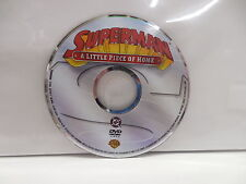 Superman Animated Series Cartoon DVD A Little Piece Of Home Lex Luthor  NO CASE