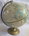 CRAMS IMPERIAL  World Globe On Metal Stand