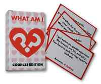 WHAT AM I - Valentines Gift for Him / Her / Boyfriend Girlfriend - Anniversary
