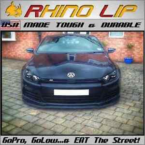 VW *Rubber Flex Chin Lip Splitter Jetta Vento e-Golf Jetta City GT Technik Coupe