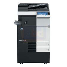 Konica Minolta BizHub C224 Tabloid Color Laser Copier Printer Scanner 22ppm