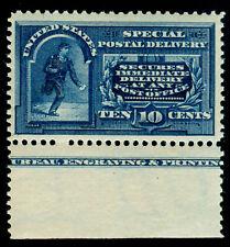 Momen: Us Stamps #E5 Mint Og Nh Vf/Xf Pf Cert