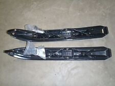 POLARIS 1997-2005 Snowmobile Black Composite Plastic Skis - NEW - Free Shipping