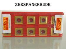 10 Wendeplatten SNMG 12 04 08-23 1005 SANDVIK für Superlegierungen,  superalloys