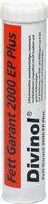 Divinol Fett Garant 2000 EP Plus 400g (7,00€/kg) Lithiumfett KP2K-30 Kartusche