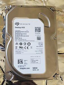 """Seagate 500GB 500GB 3.5"""" Serial ATA III 7200RPM Hard Drive"""