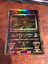 ANCIENT POKEMON CARD SET RARE KYOGRE GX EX MEGA