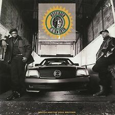 Mecca and the Soul Brother by Pete Rock & C.L. Smooth (Vinyl, Jun-2016, 2 Discs, Music on Vinyl)