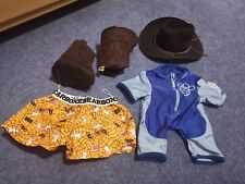 Boy Build-a-bear outfit collection