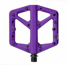 Crank Brothers Stamp 1 Mountain Bike Pedals - PURPLE Large - NEW