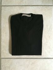 Vintage Ermenegildo Zegna Black Wool/Cashmere Sweater