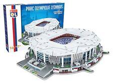 Olympique Lyonnais Groupama Stadium 3D jigsaw puzzle  (kog)