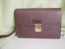 LOUIS VUITTON Pochette Kourad Clutch Hand Bag Taiga Second Bag M30196 #3852P