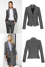 Viscose Machine Washable Business Coats & Jackets for Women