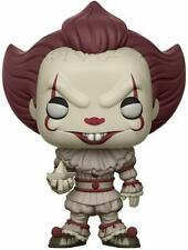 FLAWED BOX Stephen King's It Pennywise with Boat CHASE POP Vinyl Figure FUNKO