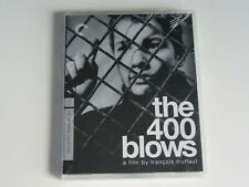 The 400 Blows (Blu-ray+Dvd, 2-Disc Set, Criterion) Francois Truffaut Rare Oop!