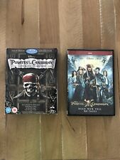 New Listingpirates of the caribbean 5 Movies Complete Series Blueray Dvd