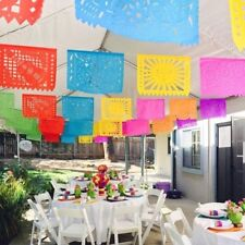 Papel Picado Birthday COLOR Fiesta Bridal Shower Rehearsal Dinner Coco party
