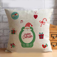 Unbranded Patternless Christmas Decorative Cushions & Pillows