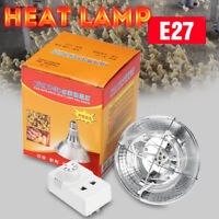 220V 100-300W Cultivation Heating Lamp Bulb Light Heater for Chicken   q@^