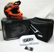 509 Orange Altitude Carbon Fiber R-Series Helmet - F01006600150-401