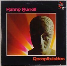 KENNY BURRELL: Recapitulation USA Chess Comp Jazz 2x LP Nice