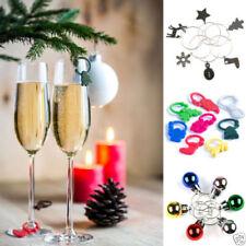 Decoración y menaje de vidrio para mesas de Navidad