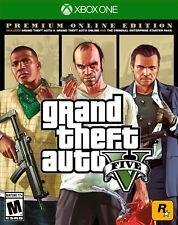 💥🔥 Grand Theft Auto V 💥🔥 Xbox One 😎 Premium Online Edition 🤩 Gta 5 New