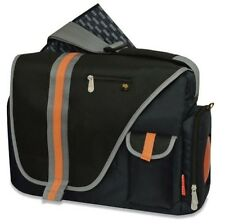 New Fisher Price Fisherprice  Deluxe Messenger Nappy Diaper Bag Change Pad