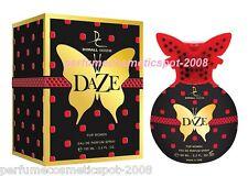 NIB DAZE DORALL COLLECTION PERFUME FOR WOMEN 3.3 OZ / 100 ML EAU DE PARFUM SPRAY