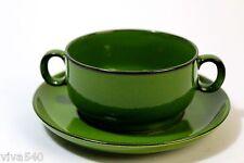 !!! Thomas Scandic grün SuppenTasse 2tlg Keramik !!!!