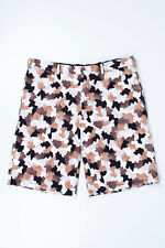 Original Prada Light Camo Men Bermuda Shorts in size 50 ITA