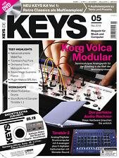Korg Volca Modular Semimodularer Analogsynth Modularsynthese